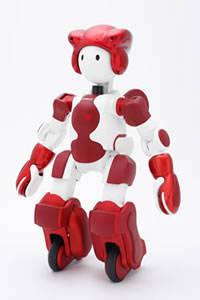 ヒューマノイドロボット「EMIEW3」