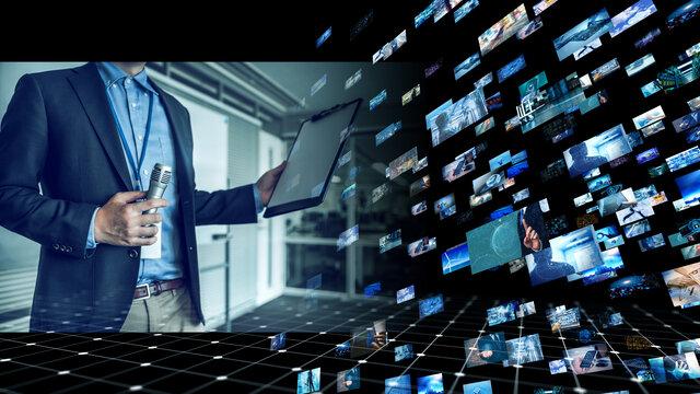 営業ツールとして動画を使うメリットと事例|種類を解説