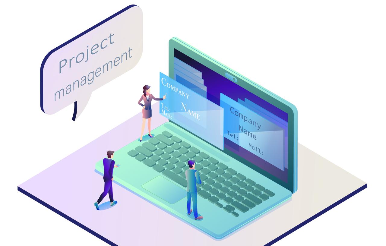 業務効率化!!プロジェクト管理新機能について