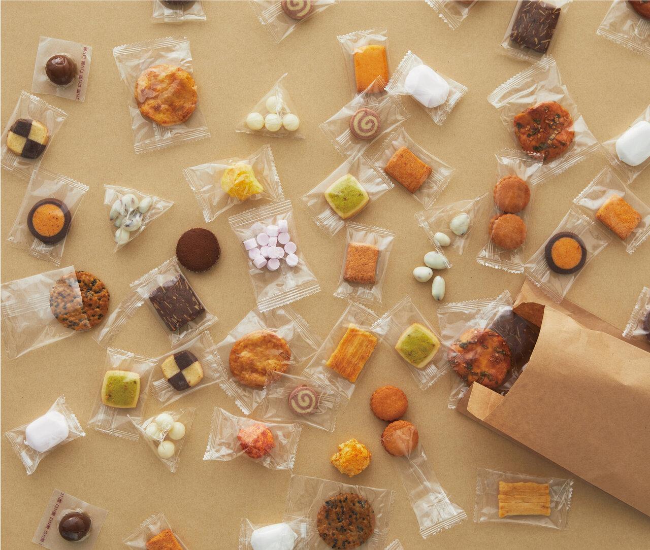 1グラム4円♡無印良品のお菓子が量り売りがうれしい!