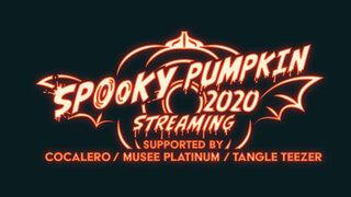 今年のハロウィンはサンリオのオンラインフェスSPOOKY PUMPKINで決まり♡