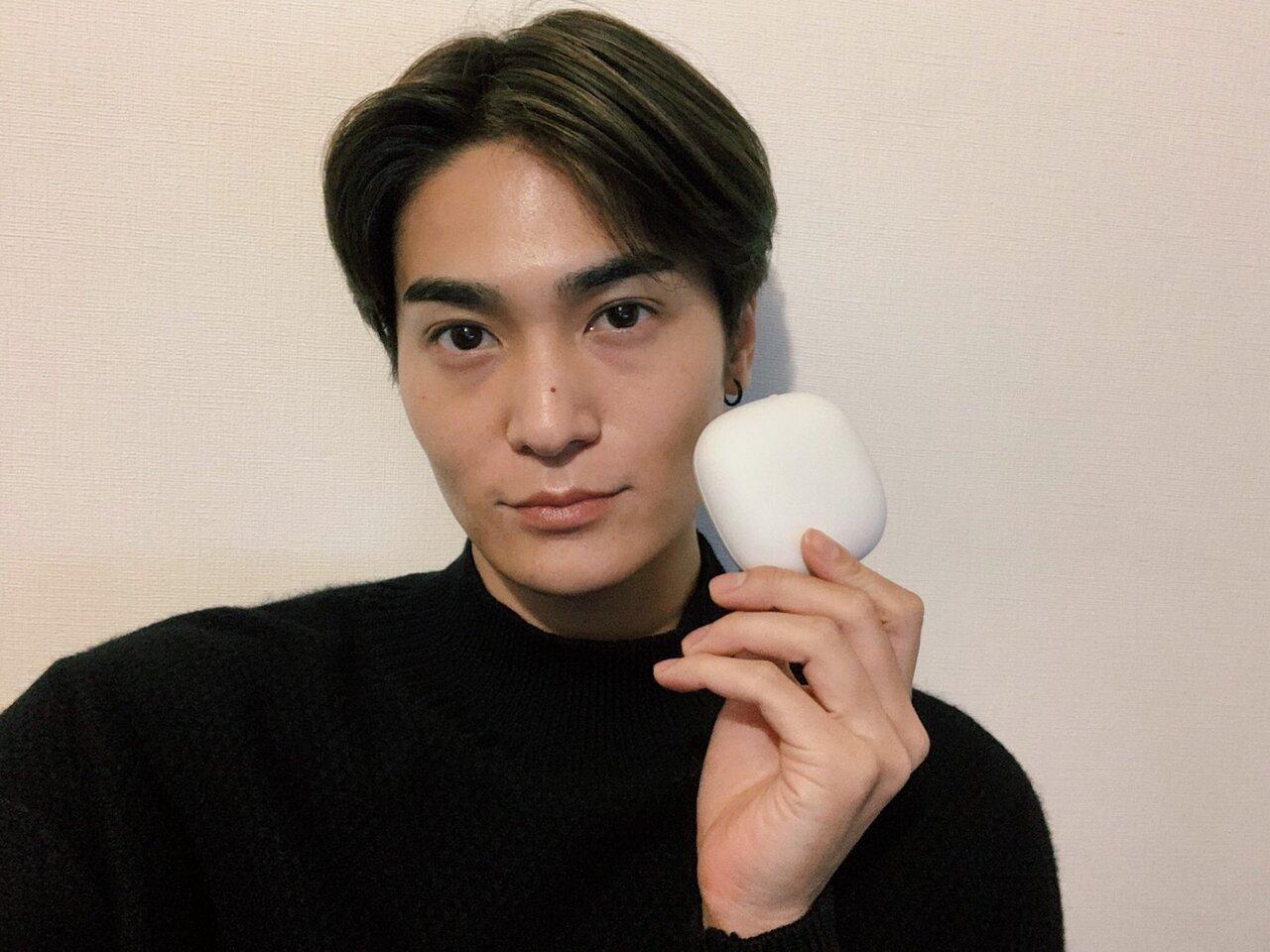 香りで睡眠の質を上げよう♪俳優 町井祥真 アロマディフューザーのススメ