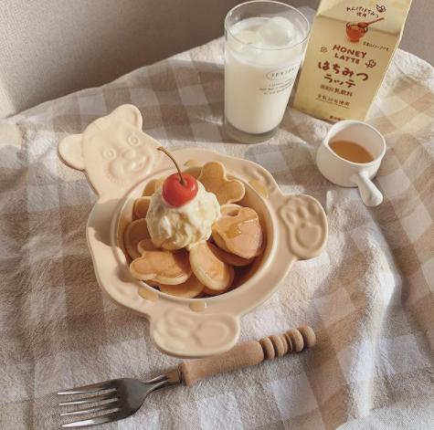 可愛すぎるミニサイズ♡シリアルパンケーキってなに???