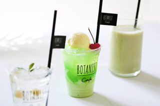 テイクアウトOK!「BOTANIST Tokyo」の初夏限定ドリンク♪