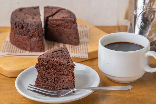 チョコレート好きにはたまらない『濃厚クラシックガトーショコラ』