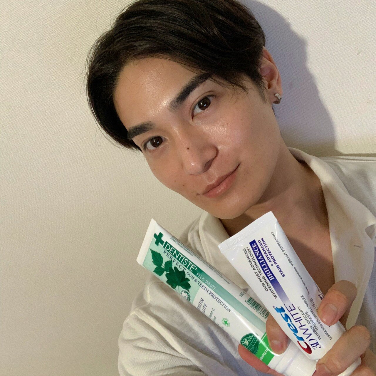 歯への美意識ちゃんと持ってる?俳優 町井祥真 歯磨き粉のススメ