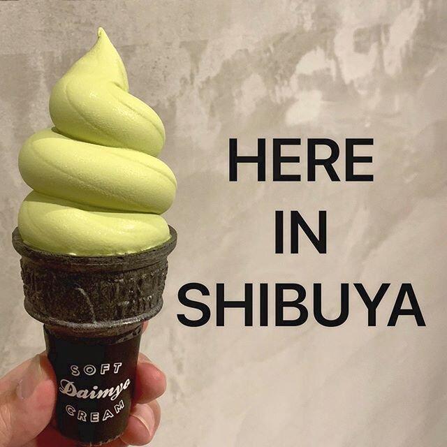 渋谷MIYASHITA PARKに福岡発の人気ソフトクリーム専門店がOPEN!