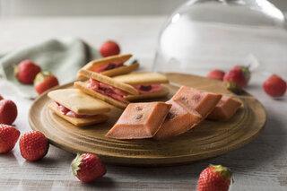 いちごスイーツ専門店『いちびこ』から、いちごが主役の焼き菓子が新登場