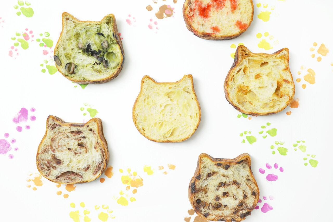"""かわいすぎるんです♡""""ねこねこ食パン""""がオンラインストアに登場!"""