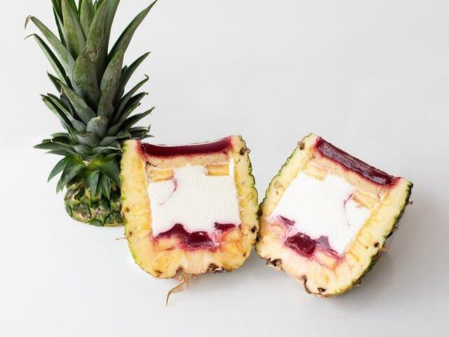 まるごとパイナップルケーキ 4,900円(税込)+送料500円
