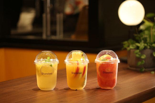 世界中で大人気の本格台湾茶専門店『Sharetea』がついに日本に♡