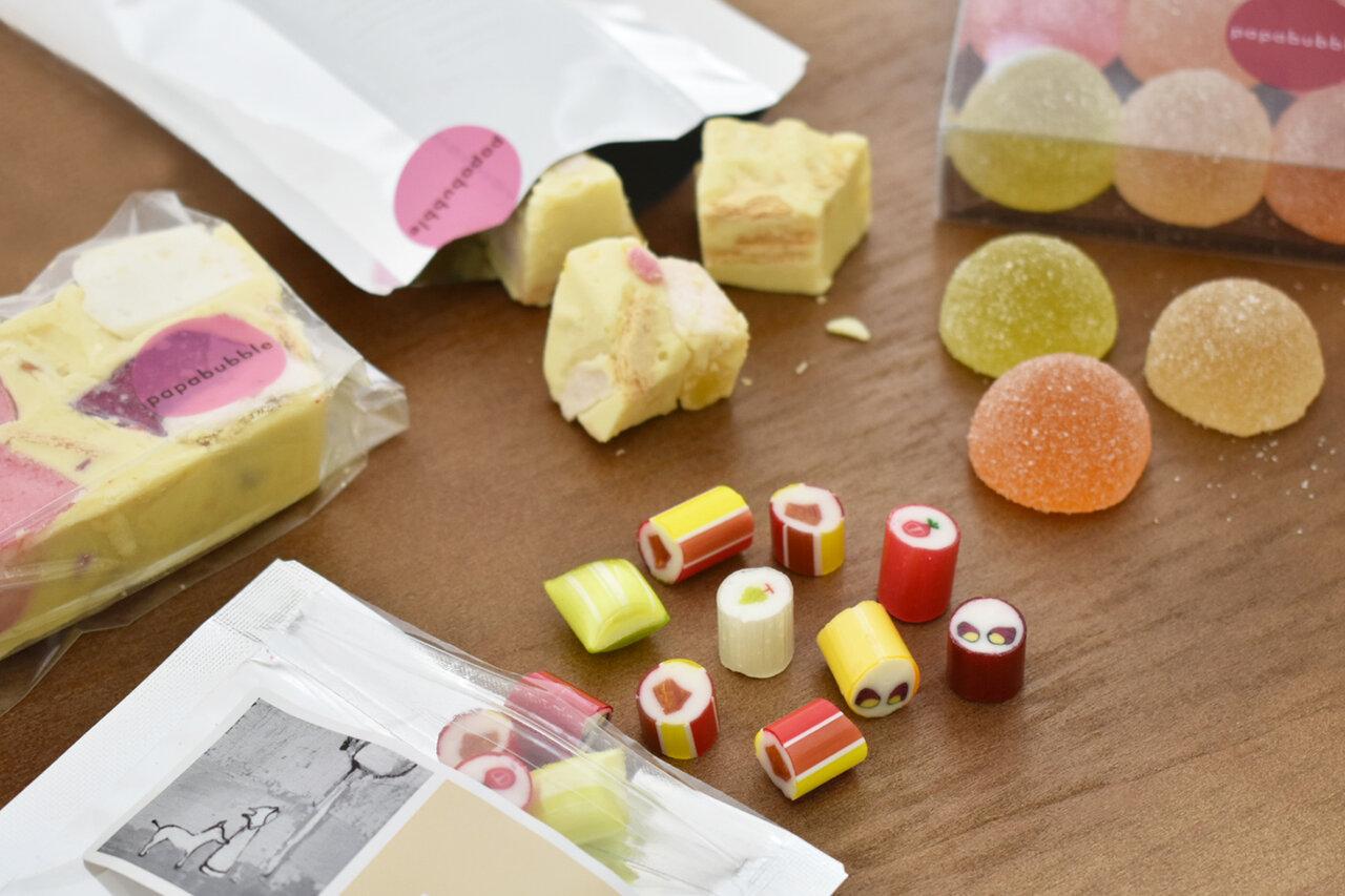 アップルパイがキャンディに!パパブブレから秋の味覚が登場♡