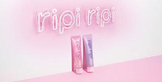 やだかわいいぃぃ♡ヘアスタイリングアイテム「ripi ripi」