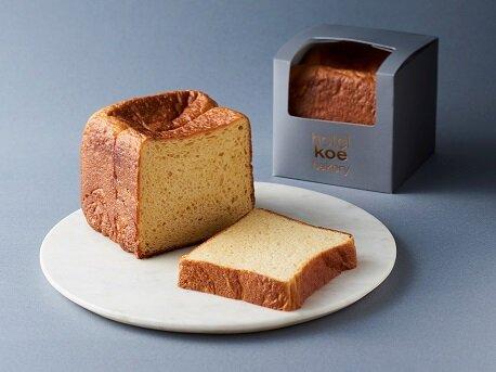まるでフィナンシェ?!濃厚な口どけの新食感食パンが気になる♡