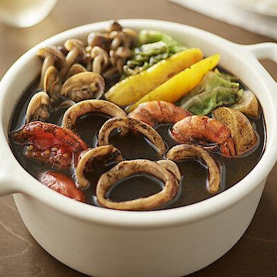 手づくり鍋の素 いかすみ鍋 290円(税込)