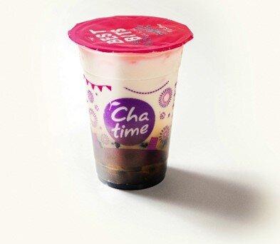 Chatime《黒糖パールミルク》