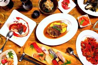 """憧れの""""大人なひととき"""" @Kitchen AOYAMAで至福のお食事を♡"""