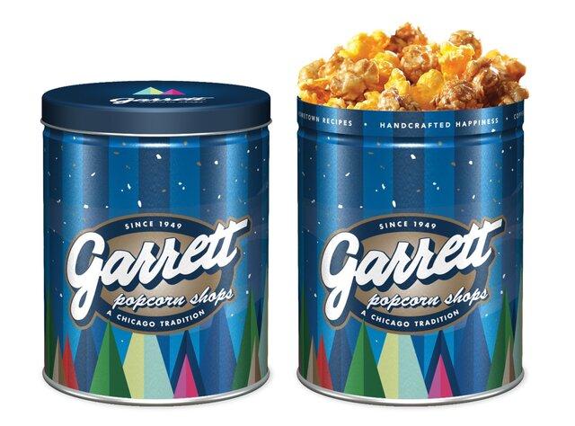 グルーバル共通デザイン『ホリデーブルー缶』