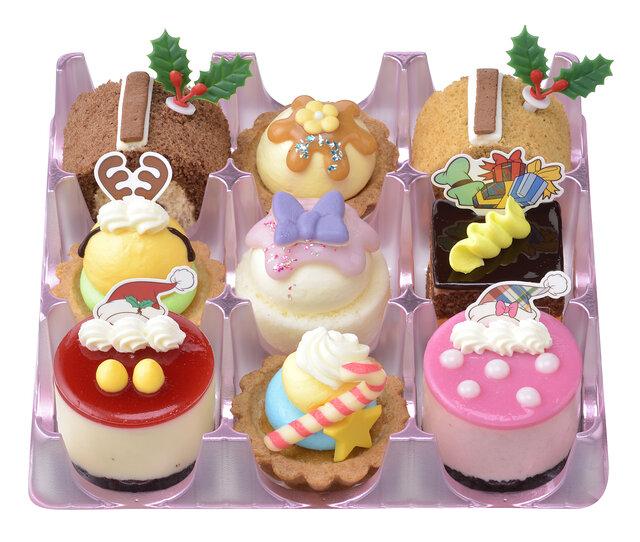 <ディズニー>クリスマス・コレクション(9個入)