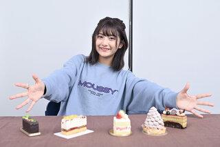 【aRoom×横田未来】第2回企画|オトナへの第一歩!?横田未来(18歳)が、デパ地下のクリスマスケーキを食べ比べ!
