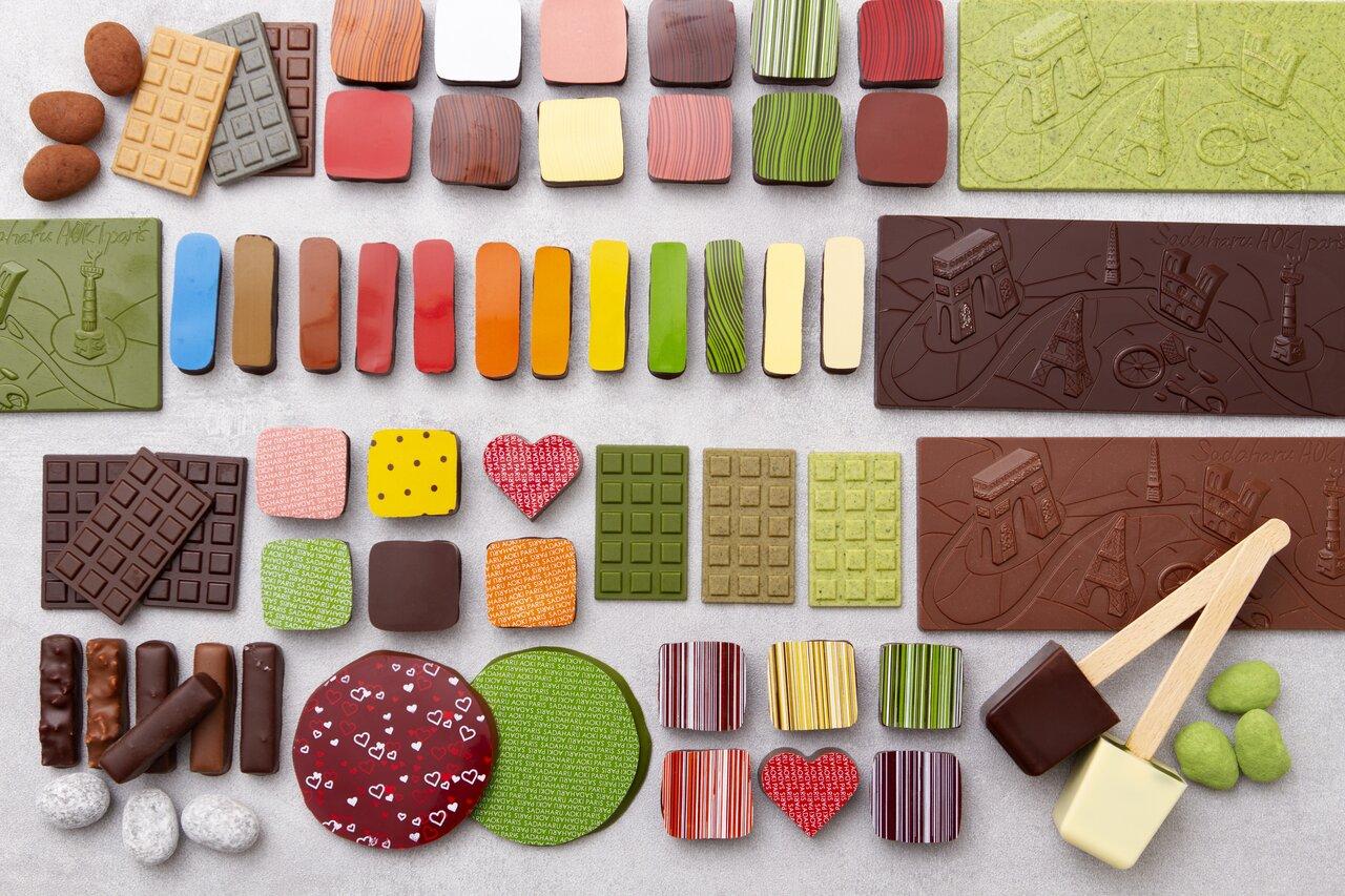 これはもう自分買いショコラ♡パティスリー・サダハル・アオキ・パリで楽しむバレンタイン