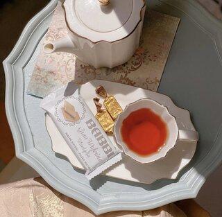 おうちカフェでもお店みたいな可愛さ #ティータイムセットでお洒落なひとときを♡