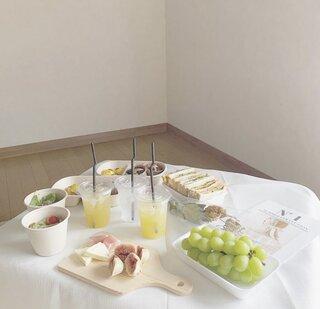 インスタ映えの『おしゃピク』をお家で?♡#おうちピクニックが可愛すぎる‼