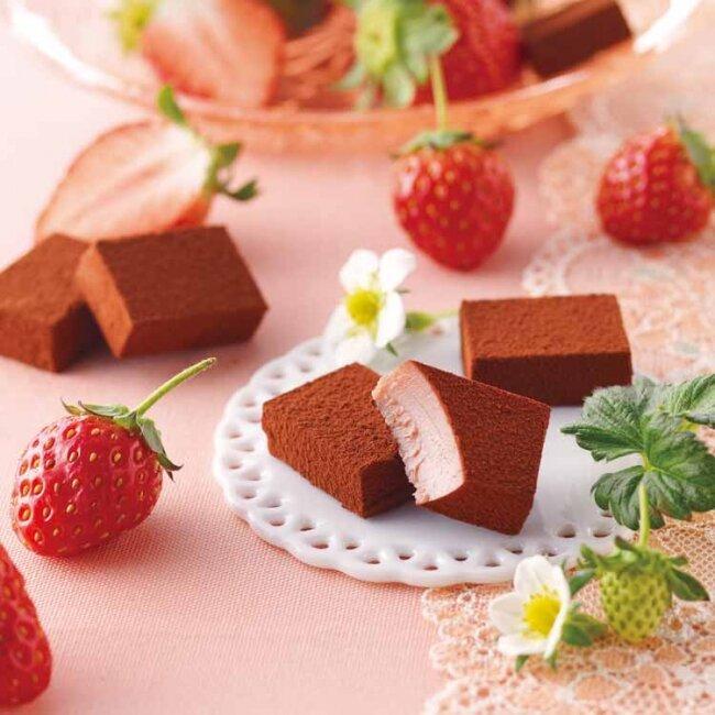 ロイズから3種の生チョコレートが期間限定で登場❣
