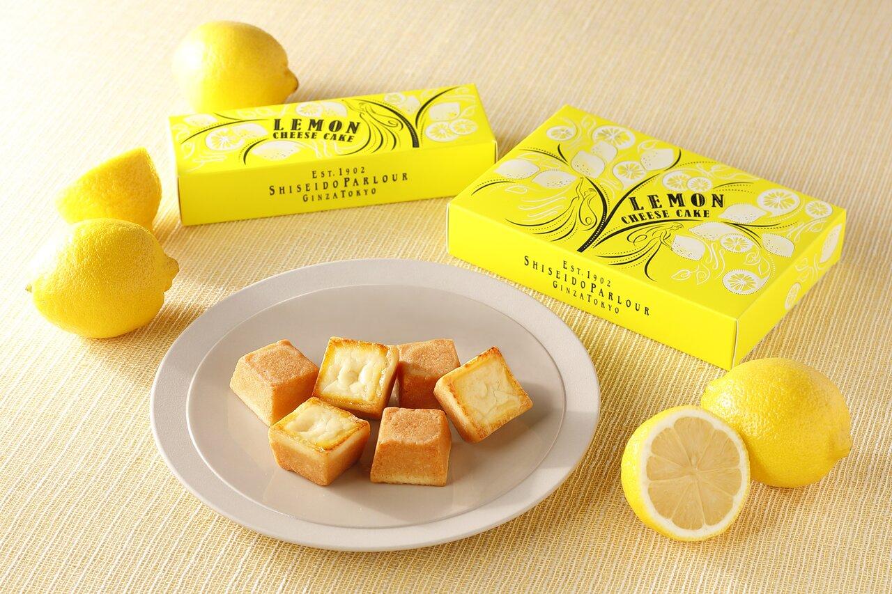 一味違うチーズケーキ!レモンのフレーバーで夏を先取りしませんか⁉