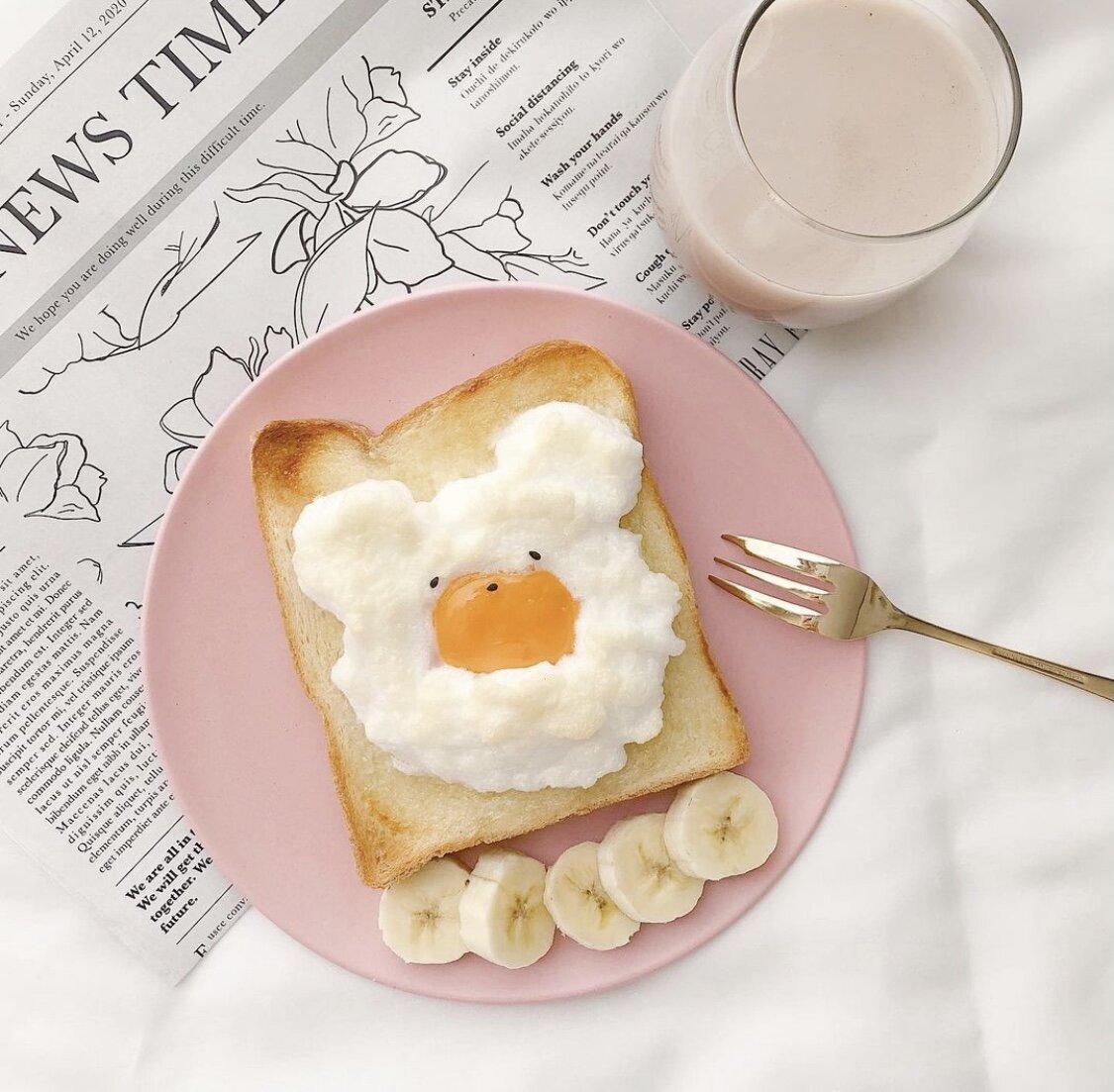 もこもこ卵が堪らない♡#エッグインクラウドって知ってますか??