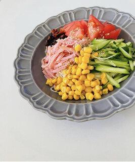 韓国麺やパスタ風に変身!そうめんアレンジを楽しもう♡