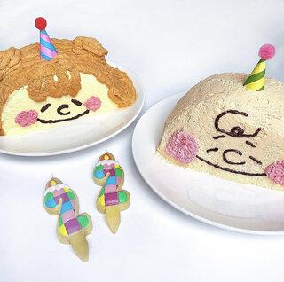 センイルケーキの次はこれ!韓国から来たハーフケーキのデコレーションが楽しい!