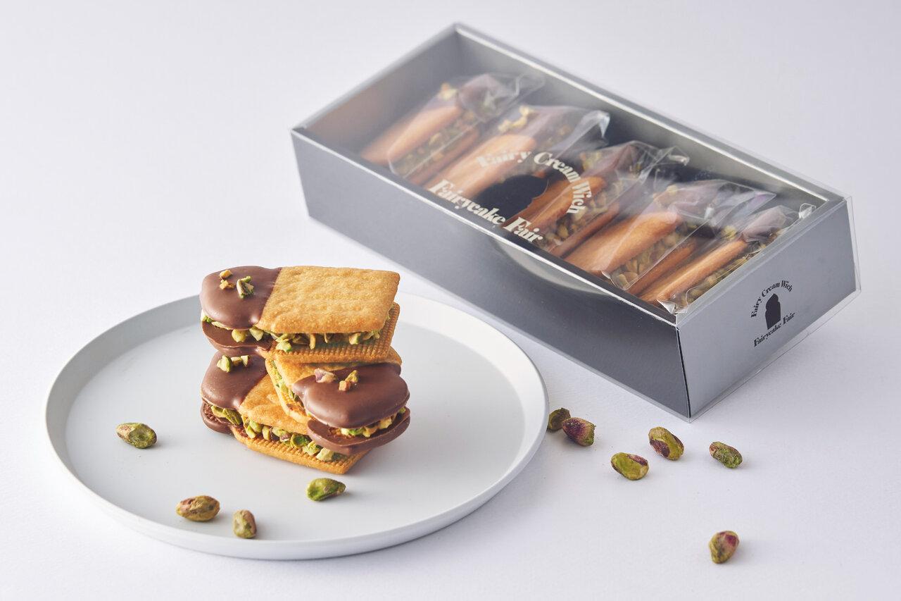 食欲の秋に食べたい🍁限定のピスタチオ生バターサンドが見逃せない!
