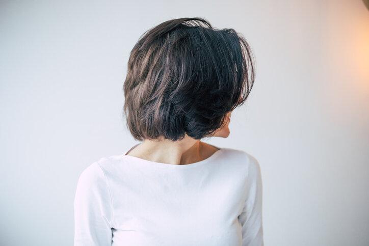 くせ毛でも安心して外出できる髪型はボブ!手入れも簡単ストレスフリー