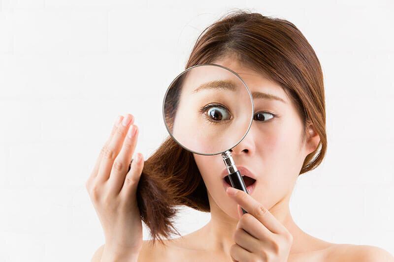ビックリ!!これが理由!?髪の毛が傷む原因や対処方法