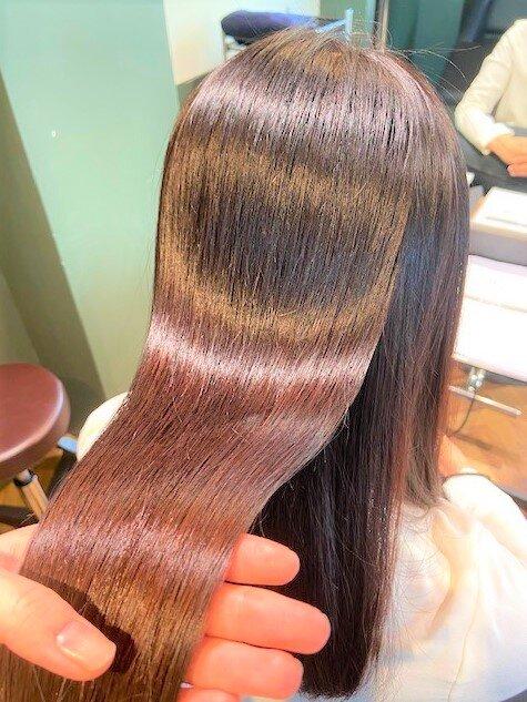 元気な髪が蘇る?!「髪質改善ヘアエステ」について