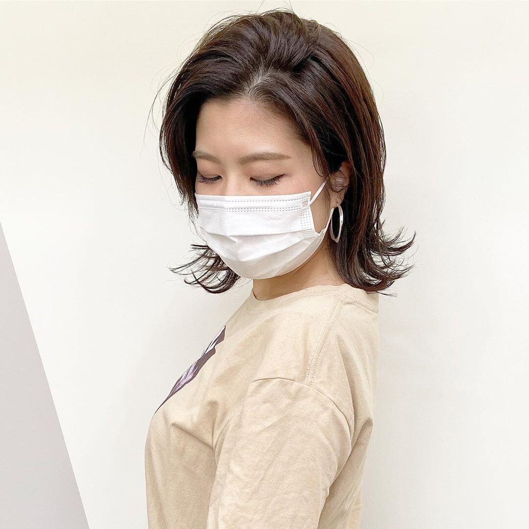 マスクを付けていても明るいイメージに★第一印象で好感度アップを目指そう♪