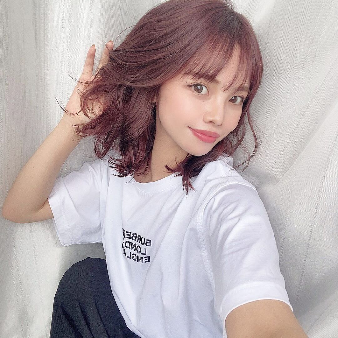 大人気♡ブラウンショコラカラーで大人かわいい艶髪を手に入れよう!