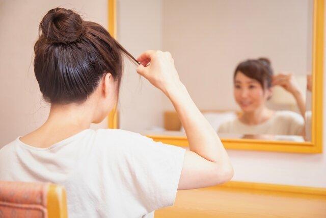 簡単にできちゃう♡韓国風お団子ヘアで可愛くヘアアレンジ!