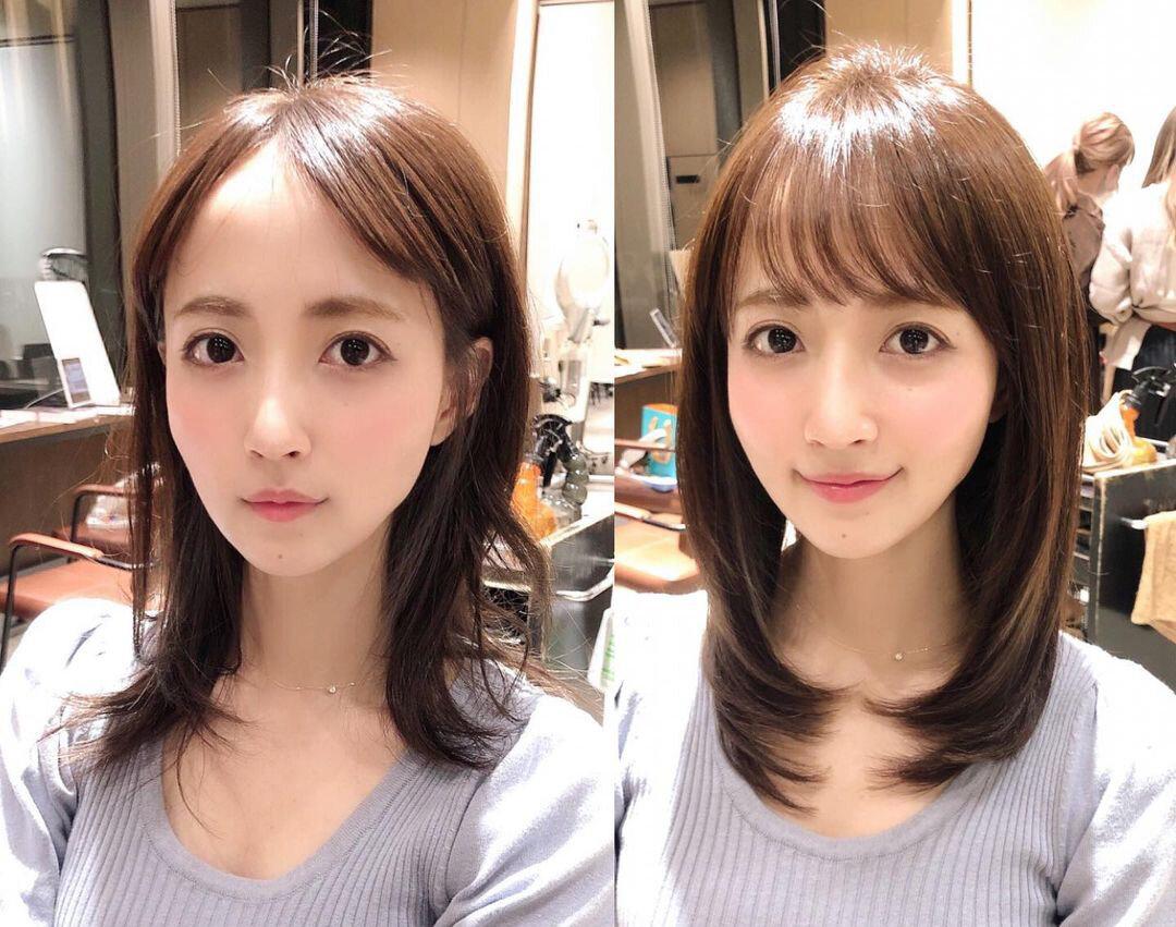 可愛いは《前髪》で9割決まる?!小顔効果が狙える髪型の大事なポイント教えます!