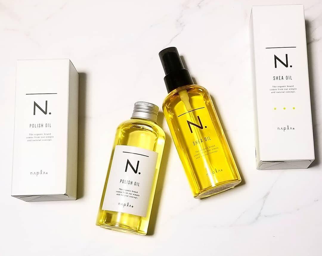 N.ポリッシュオイルとN.シアオイルの違いとは?