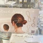 マスクレットで可愛くヘアアレンジ!これで耳痛も解消!