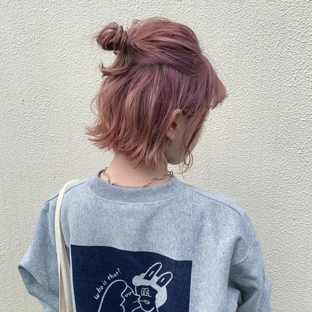 短めのボブを可愛くしよう♡簡単にできるヘアアレンジ方法まとめ