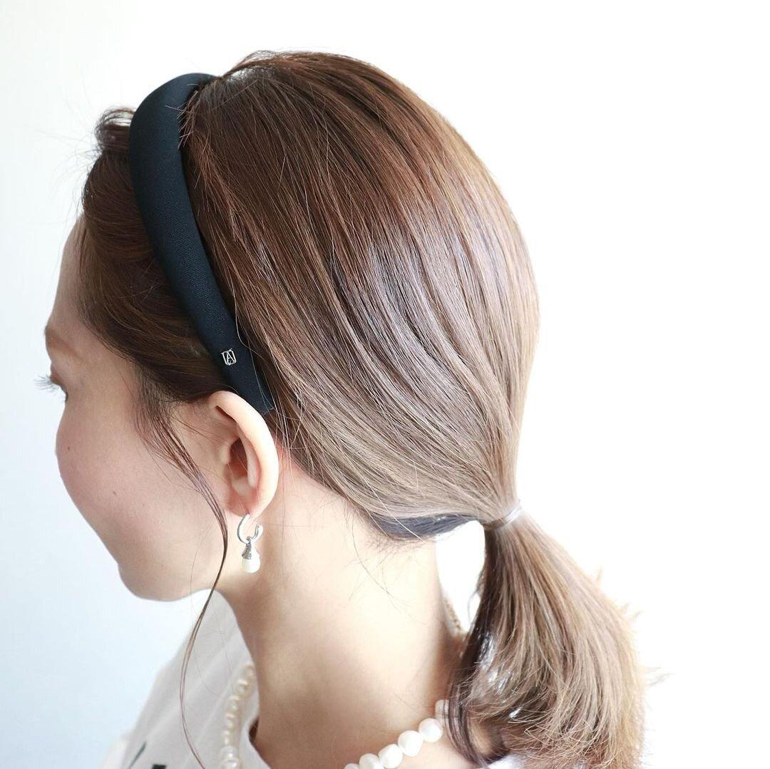 【時短したい人必見】髪に結んで付けるだけでおしゃれになるアイテム3選