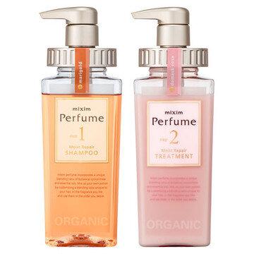 【これで香水いらず?】mixim perfumeシャンプー&リンス