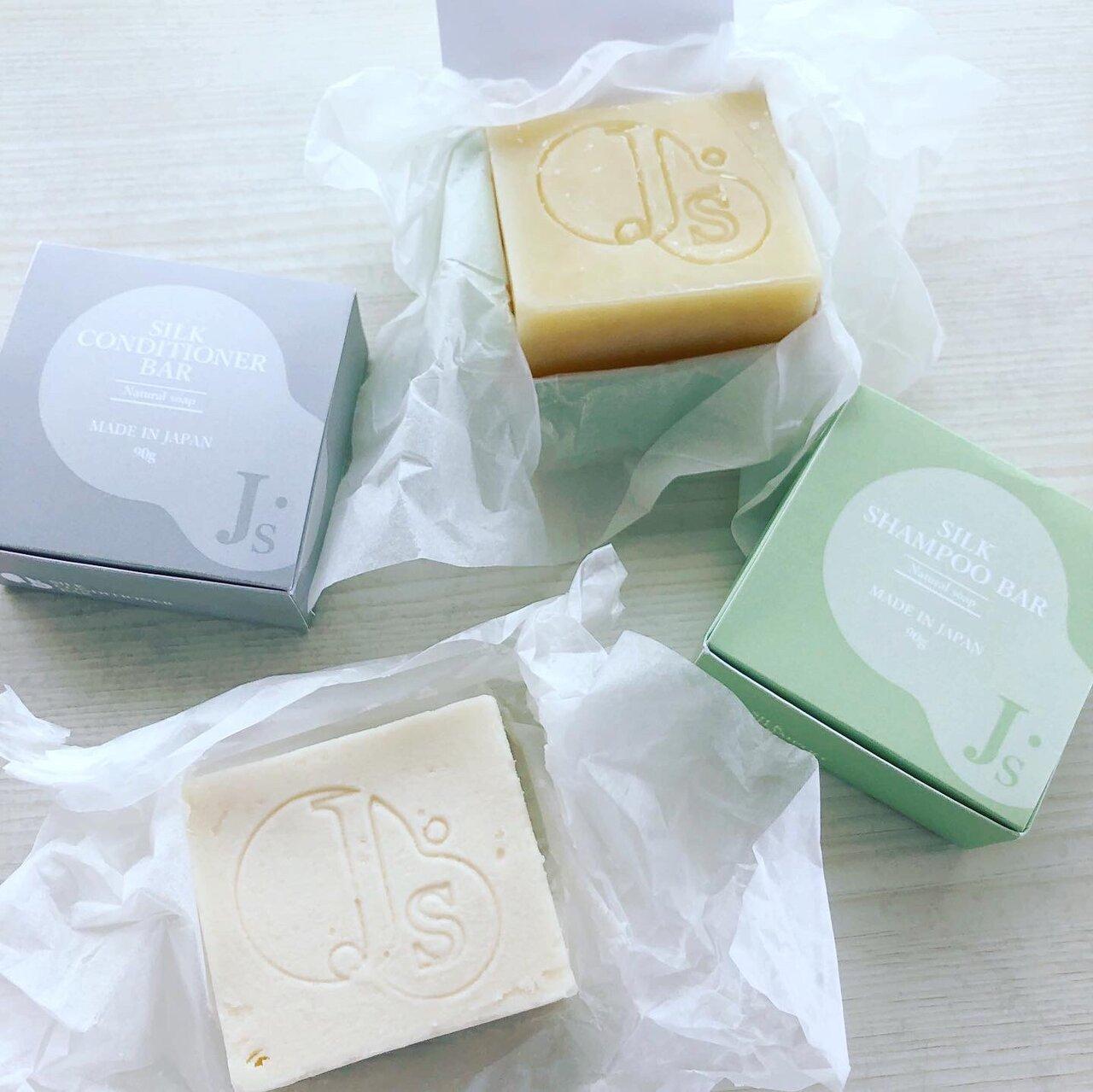 エシカルヘアケア☆石鹸シャンプーバーで環境も自分もキレイをかなえよう♪