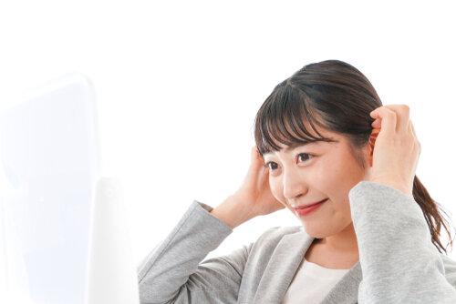 仕事のモチベーションアップにはヘアスタイルのバリエーションを増やそう!