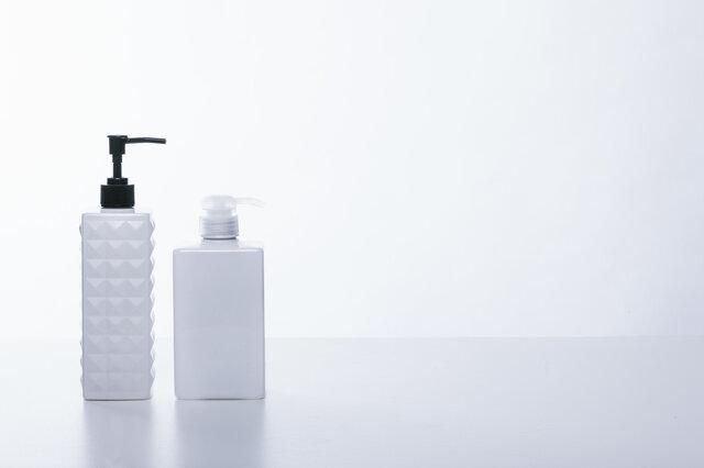 詰め替えボトル(シャンプー・ボディソープ)の写真素材