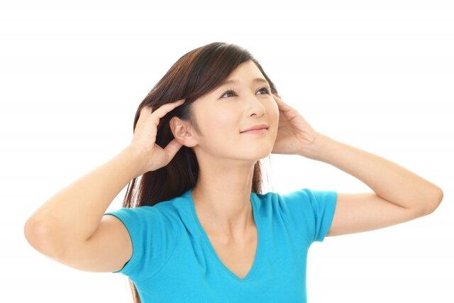 頭皮マッサージで頭皮環境を整えて、リフトアップしよう!