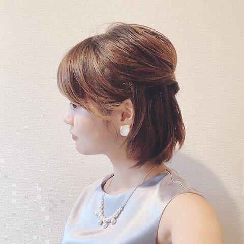 超簡単!ショートヘアの可愛いヘアアレンジ3選!